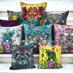 Santorus-Cushions