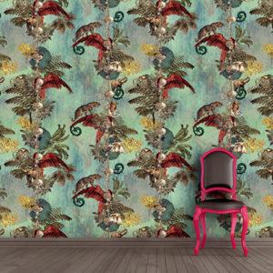 Santorus Wallpaper Jungle Paradise