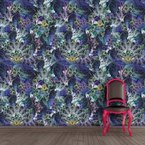 Santorus-Wallpaper-Madame-Soir-Azure