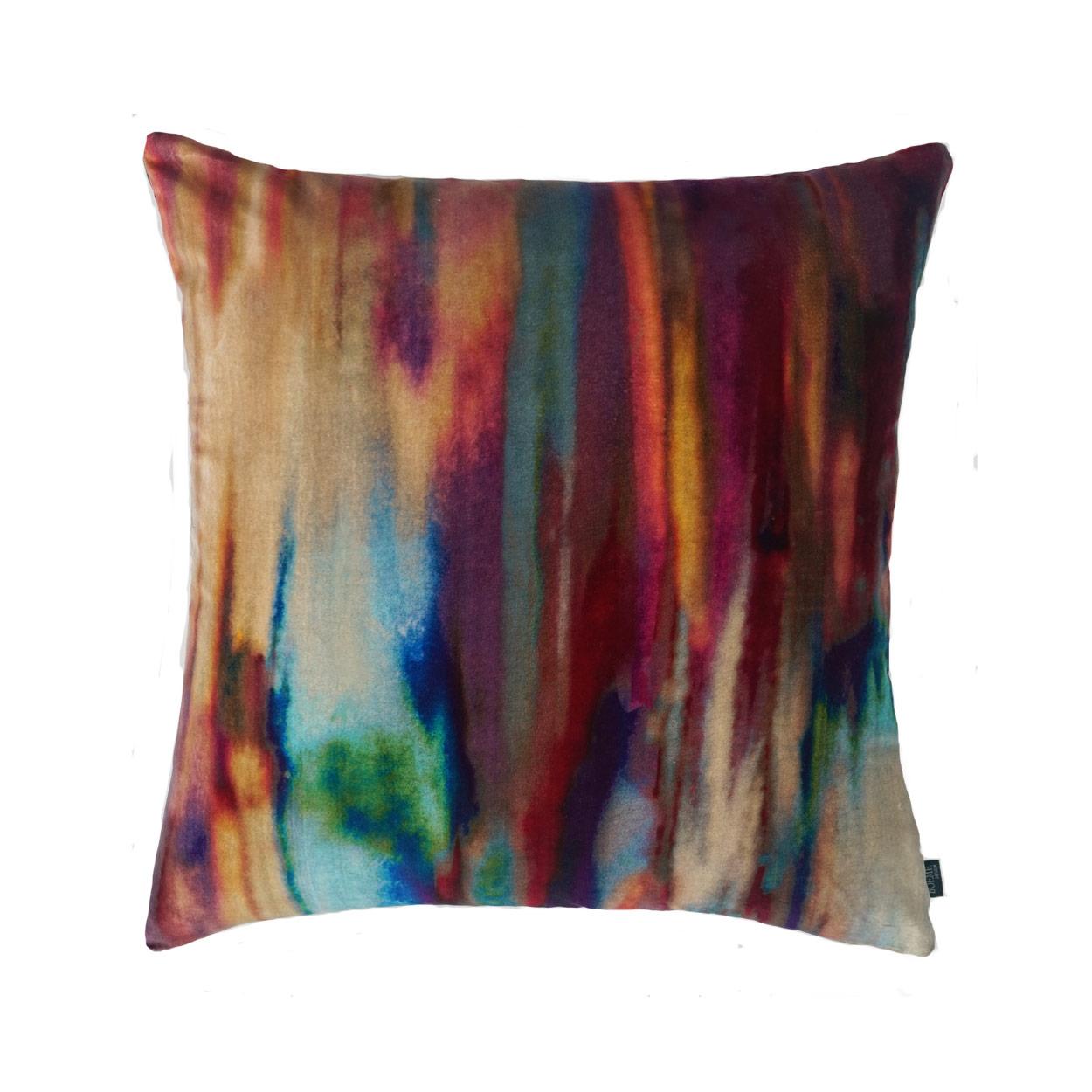 Boeme Cushion - Strata Magenta