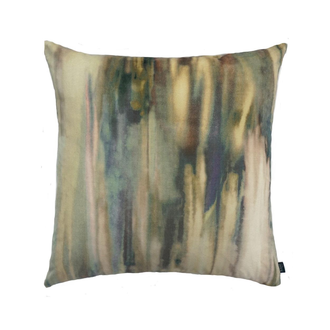 Boeme Cushion - Strata Nero