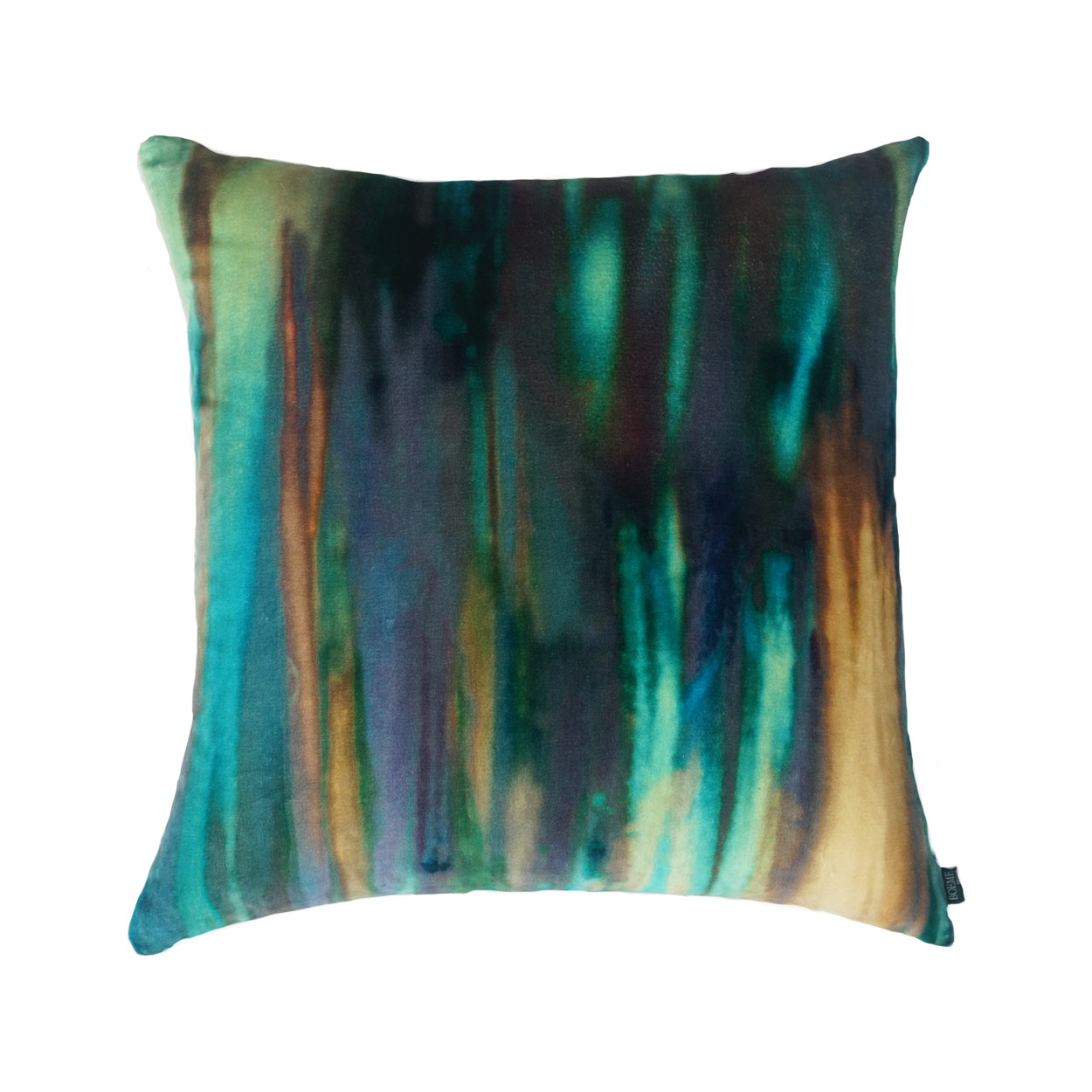 Boeme Cushion - Strata Patina