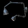 Double Head Wall Lamp
