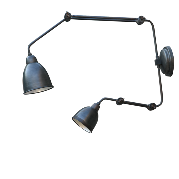 Double Head Wall Lamp